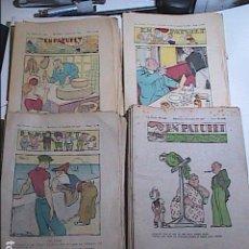 Tebeos: LOTE DE 29 REVISTAS EN PATUFET 1935, 1936,1937 Y 1938.BARCELONA.. Lote 87008672