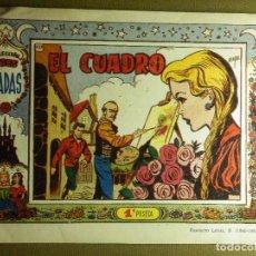 Tebeos: TEBEO - COLECCION TRES HADAS- Nº 133 - EL CUADRO - INDEDI -. Lote 87050204