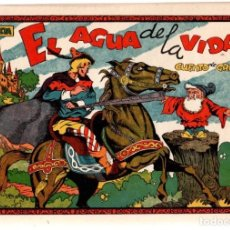 Tebeos: EL AGUA DE LA VIDA. CUENTO DE GRIMM. EDITORIAL CISNE. AÑOS 40. Lote 87135600