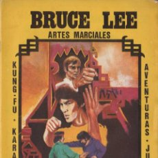 Tebeos: BRUCE LEE ARTES MARCIALES Nº40 VILMAR. Lote 87561316