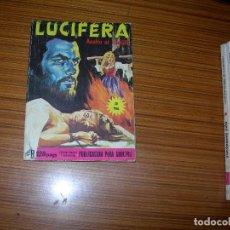 Tebeos: LUCIFERA Nº 17 EDITA ELVIBERIA . Lote 87629492