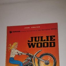 Tebeos: JULIE WOOD - JEAN GRATON - ED- JUNIOR 1976. Lote 87668024
