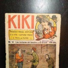 Tebeos: KIKI. EDITORIAL GATO NEGRO. J. BRUGUERA. Lote 88010347