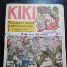 Tebeos: KIKI. EDITORIAL GATO NEGRO. J. BRUGUERA. Lote 88012051