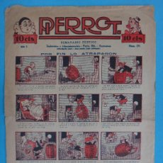 Tebeos: PIERROT Nº 235 , ANTIGUO , SOLO DOBLE HOJA , ORIGINAL , CL. Lote 88133628