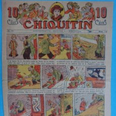 Tebeos: CHIQUITIN Nº 144 , MARCO , ORIGINAL , CL. Lote 88143332