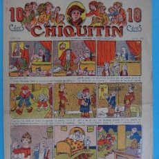 Tebeos: CHIQUITIN Nº 173 , MARCO , ORIGINAL , CL. Lote 88143476