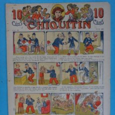 Tebeos: CHIQUITIN Nº 445 , MARCO , ORIGINAL , CL. Lote 88143872