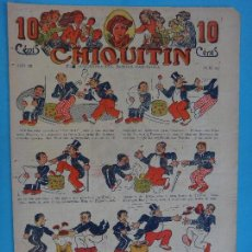 Tebeos: CHIQUITIN Nº 447 , MARCO , ORIGINAL , CL. Lote 88144024