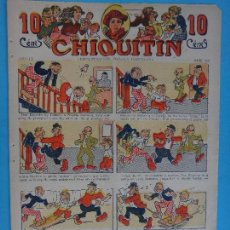 Tebeos: CHIQUITIN Nº 448 , MARCO , ORIGINAL , CL. Lote 88144108