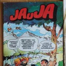 Tebeos: JAUJA Nº 2 ED. DRUIDA 1983 MUY BUEN ESTADO. Lote 88316984