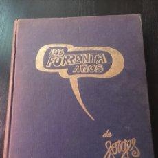 Tebeos: LOS FORRENTA DE FORAGES COMIC SEDMAY EDICION. Lote 89391647