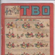 Tebeos: TBO Nº 11. BUIGAS 1952.. Lote 89564556