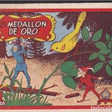 Tebeos: COLECCION MARGARITA EL MEDALLON DE ORO EDITORIAL FAVENCIA . Lote 89752692