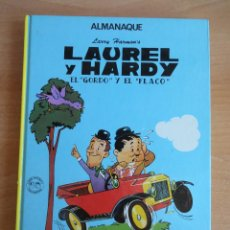 Tebeos: LAUREL Y HARDY (ALMANAQUE, 1973) EUREDIT. BUEN ESTADO. Lote 91713740