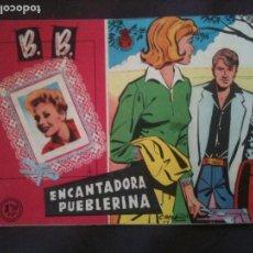 Tebeos: B.B.-CUATRO CORAZONES Nº31. Lote 91719350