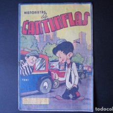Tebeos: CANTINFLAS Nº1 (1954, ORGIMA). Lote 92200080