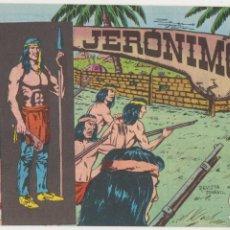 Tebeos: JERONIMO Nº 56. GALAOR. . Lote 93084055