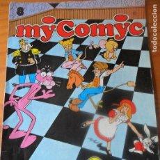 Tebeos: MY COMYC Nº 8 - CON: LOS DIMINUTOS, ALICIA EN EL PAIS DE LAS MARAVILLAS Y + - GRUPO IFA -. Lote 93564700