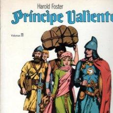Tebeos: PRÍNCIPE VALIENTE Nº 11 - HAROLD FOSTER - EDICIONES BO 1978. Lote 93704680