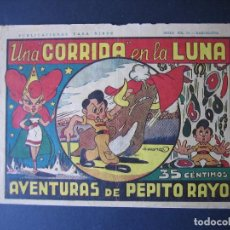Tebeos: AVENTURAS DE PEPITO RAYO Nº2 ( PUBL. PARA NIÑOS ,1946 ). Lote 94025765