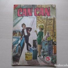Tebeos: TEBEO DE CAN CAN. Lote 94027270