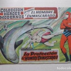 Tebeos: EL HOMBRE ENMASCARADO. Lote 94027825