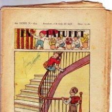 Tebeos: LOTE DE 4 TEBEOS EN PATUFET AÑO 1936 . Lote 94431834