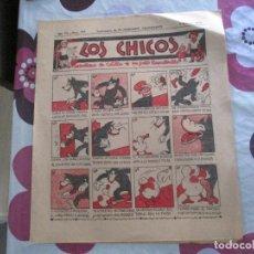 Tebeos: LOS CHICOS 321 1 FEBRERO 1936. Lote 94744319