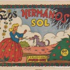 Tebeos: COLECCIÓN MARI - LUZ. LOS HERMANOS DEL SOL. MARCO 194? (60 CTS). Lote 94951907
