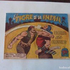 Tebeos: TIGRE DE LA INDIA Nº 16 ACROPOLIS ORIGINAL. Lote 95323167