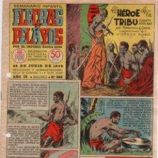 Tebeos: FLECHAS Y PELAYOS. Nº 392. 20 DE JUNIO DE 1946. Lote 95806211