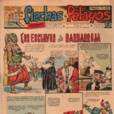 Tebeos: FLECHAS Y PELAYOS. Nº 487. 10 DE MAYO DE 1948. Lote 95812171