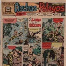 Tebeos: FLECHAS Y PELAYOS. Nº 474. 15 DE FEBRERO DE 1948. Lote 95812231