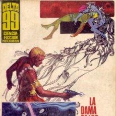 Tebeos: DELTA 99 Nº9. EDITORIAL I.M.D.E, 1970. DIBUJOS DE GIMÉNEZ Y USERO. 5 POR INFINITO. DIBUJOS DE MAROTO. Lote 95965687