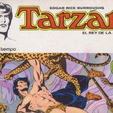 Tebeos: TARZAN ERL REY DE LA JUNGLA Nº 3. NOVARO 1979.. Lote 96027303