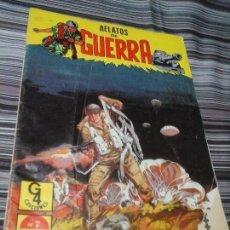 Tebeos: RELATOS DE GUERRA Nº 7 RAMÓN ORTIGA - VICENTE FARRÉS. EDICIONES G-4. Lote 96036023
