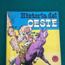 Tebeos: HISTORIA DEL OESTE LA PATRULLA - EUREDIT Nº 8. Lote 96044571