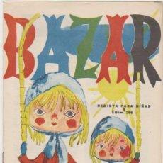 Livros de Banda Desenhada: BAZAR Nº 396. EN CONTRAPORTADA RECORTABLE DE CASTELLÓN.. Lote 96372283