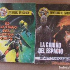 Tebeos: MINI INFINITUM AVENTURAS DEL ESPACIO NUMEROS 2 Y 29 PRODUCCIONES EDITORIALES 1981. Lote 96487615