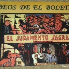 Tebeos: EL JURAMENTO SAGRADO- TEBEOS EL BOLETIN Nº 1 - IMPECABLE- VER FOTOS- LEER. Lote 96507151