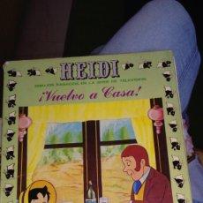 Tebeos: 4 CÓMICS DE HEIDI. Lote 96526554