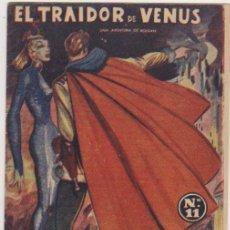 Tebeos: CUADERNOS ILUSTRADOS DE SUCESOS Nº 11. EL TRAIDOR DE VENUS. SAE 1953.. Lote 96590695