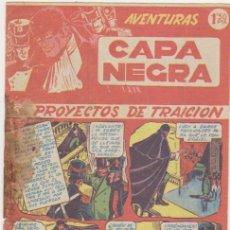 Tebeos: CAPA NEGRA Nº 9. RICART 1953. SIN ABRIR!. Lote 96591259