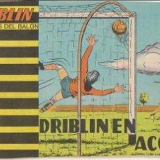 Tebeos: DRIBLIN Nº 2. BELKROM 1961.. Lote 96673927
