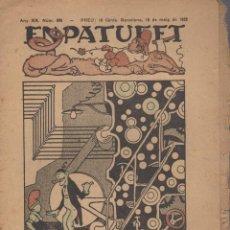 Tebeos: COMIC EN PATUFET ANY XX Nº 998 AÑO 1923. Lote 97915867