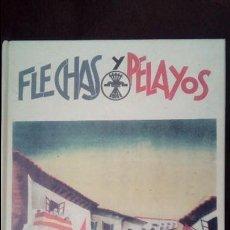 Tebeos: FLECHAS Y PELAYOS, AGUALARGA ESPAÑA 2000, TOMO III . Lote 98135119