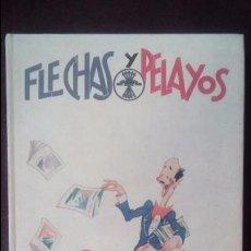 Tebeos: FLECHAS Y PELAYOS, AGUALARGA ESPAÑA 2000, TOMO 5. Lote 98135611