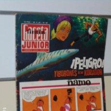 Tebeos: GACETA JUNIOR Nº 55 SEMANARIO JUVENIL INFANTIL - UNISA -. Lote 98640971