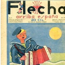 Tebeos: COMIC SEMANARIO FLEHA Nº 66 1938. Lote 98782099